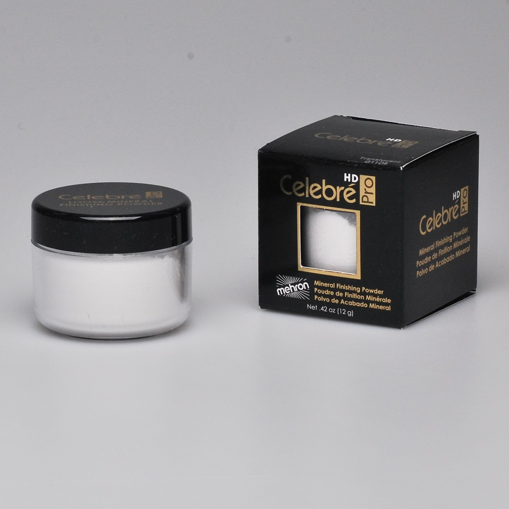 Celebre HD Pro Mineral Loose Powder Puder mineralny HD MEHRON